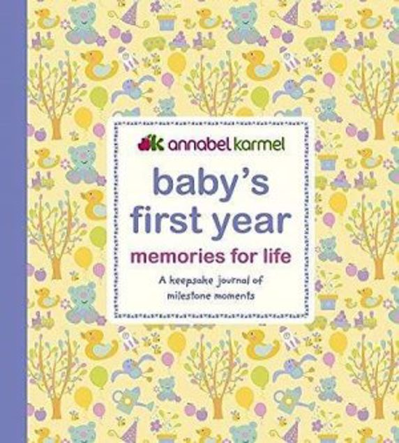Picture of Baby's First Year Memories For Life