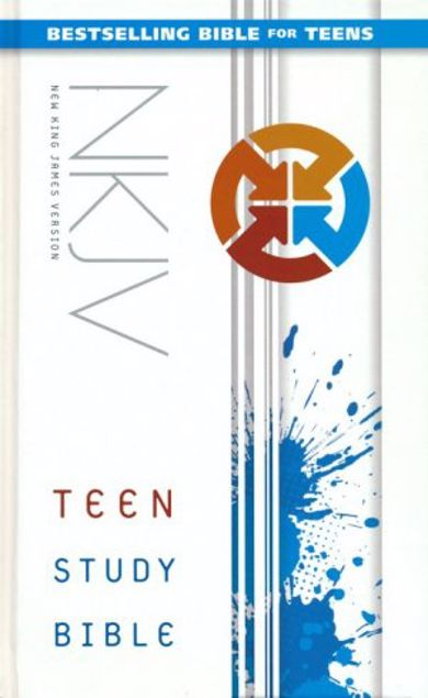 Picture of Nkjv Teen Study Bible