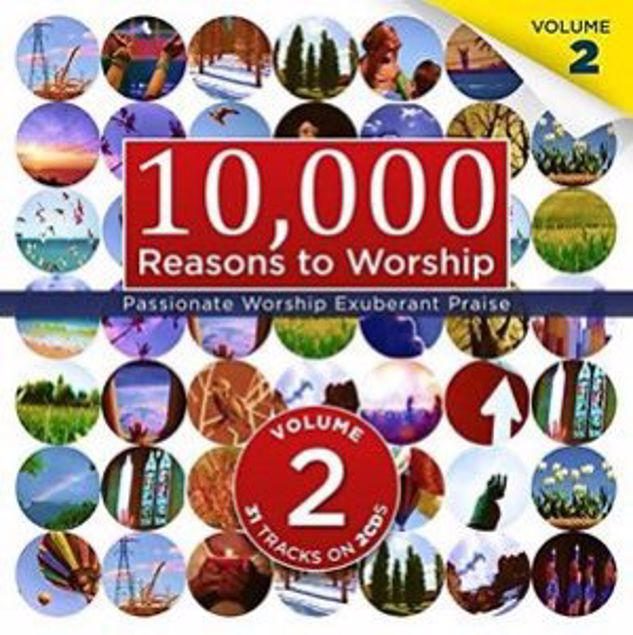 Picture of 10,000 Reasons To Worship Vol. 2 (Cd)