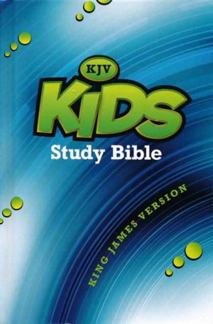 Picture of Kjv Kids Study Bible