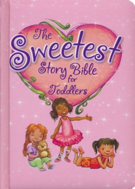 Picture of Sweetest Story Bible For Toddlers
