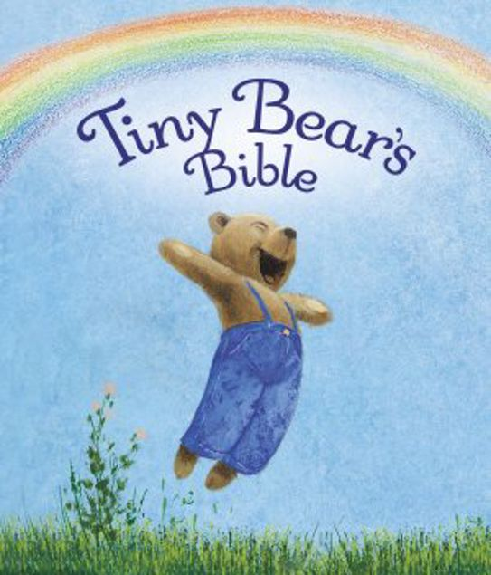 Picture of Tiny Bear's Bible