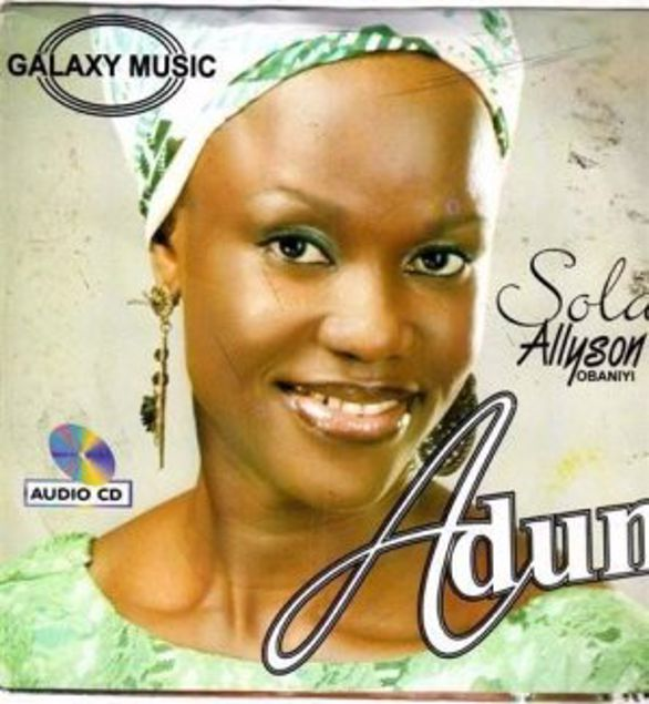 Picture of Adun- Sola Allyson  (Cd)