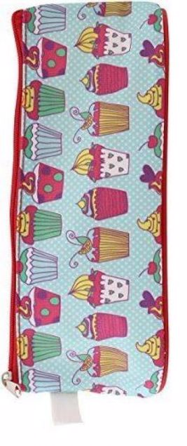 "Picture of ""Cup Cakes Design"" Pencil Case"