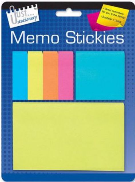 Picture of Memo Stickies