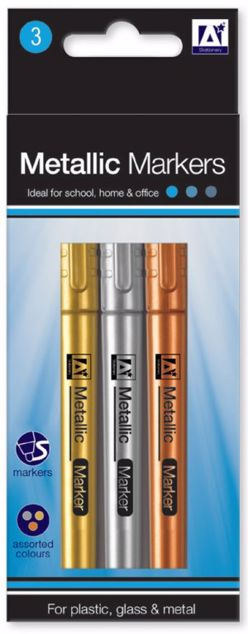Picture of Metalic Markers (Mepe)