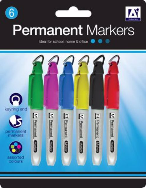 Picture of Mini Permanent Markers (Pern)