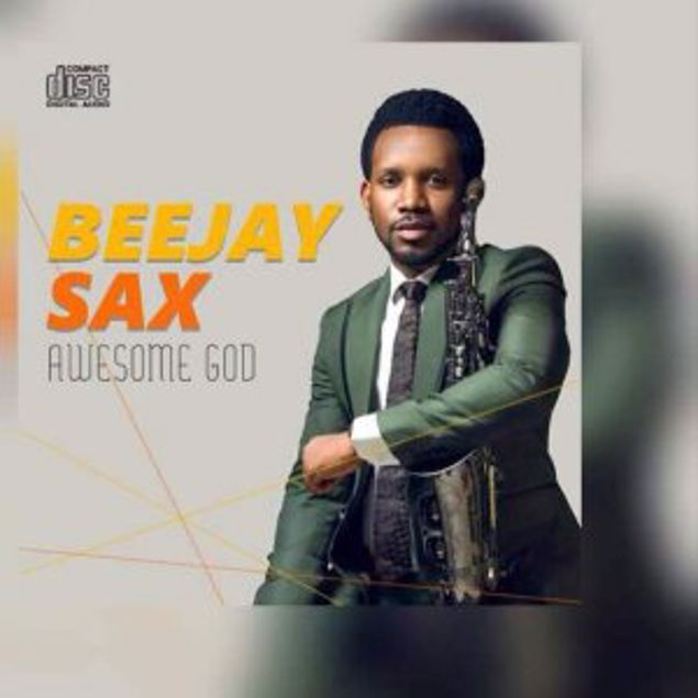 Picture of Awesome God (Beejay Sax Cd)
