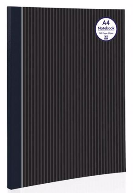 Picture of A4 Notebook Pinstripes (Psno)