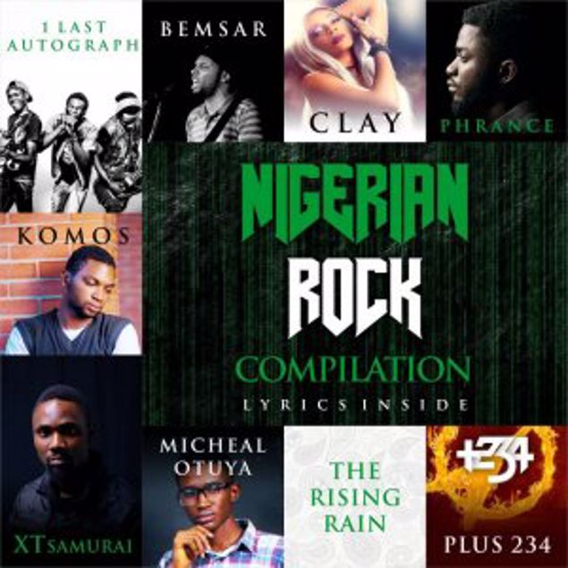 Picture of Nigerian Rock Compilation