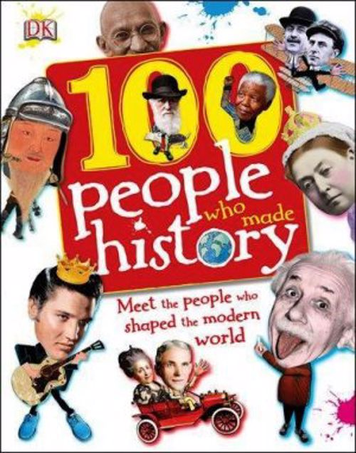 Picture of 100 People Who Made History: Meet The People Who Shaped The Modern World