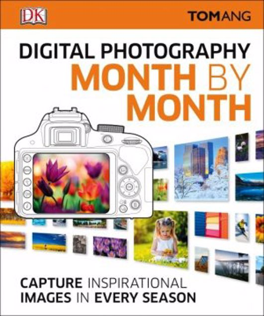 Picture of Digital Photography Month By Month