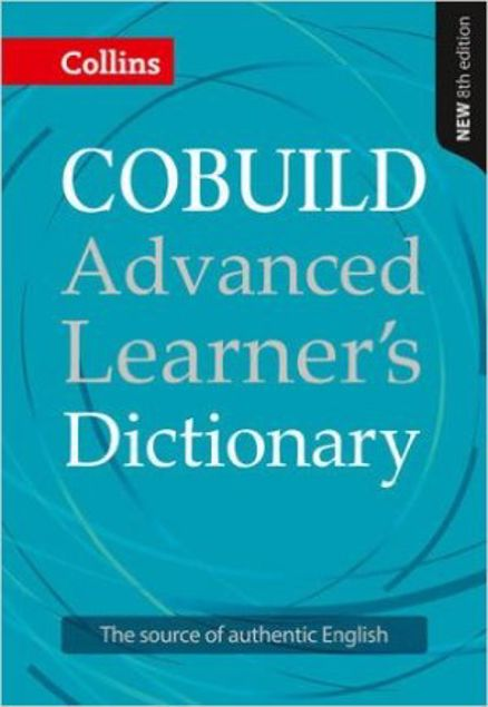 Picture of Cobuild Advanced Learner's Dictionary