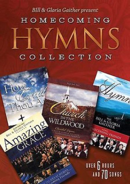 Picture of Gaither Homecoming Classic Hymns Collection (Dvd)