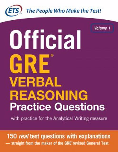 Picture of Official Gre Quantitative Reasoning Practice Questions