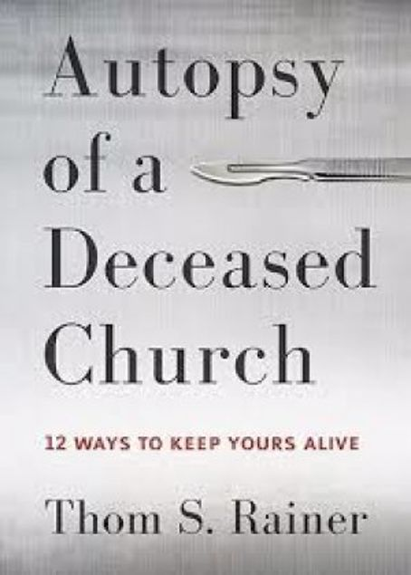 Picture of Autopsy Of A Deceased Church