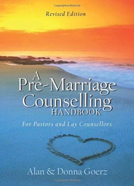 Picture of A Pre-Marriage Counselling Handbook