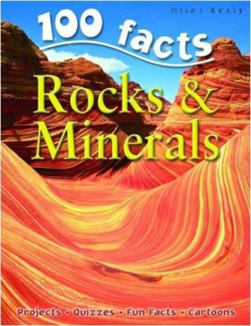 Picture of 100 Facts - Rocks & Minerals