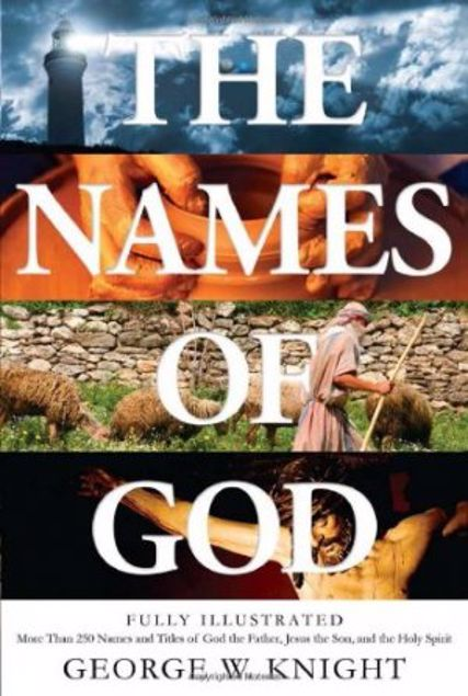 Picture of Names Of God: Fully Illustrated