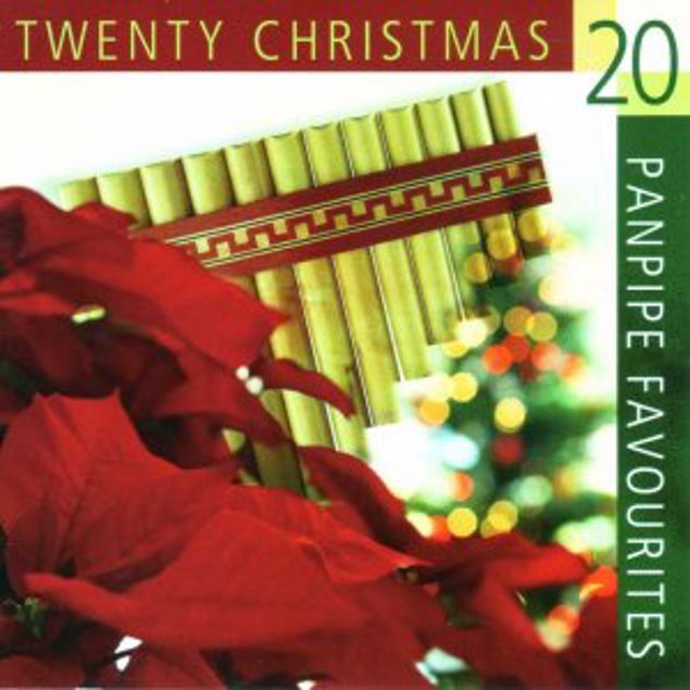 Picture of 20 Christmas Panpipe Favorites