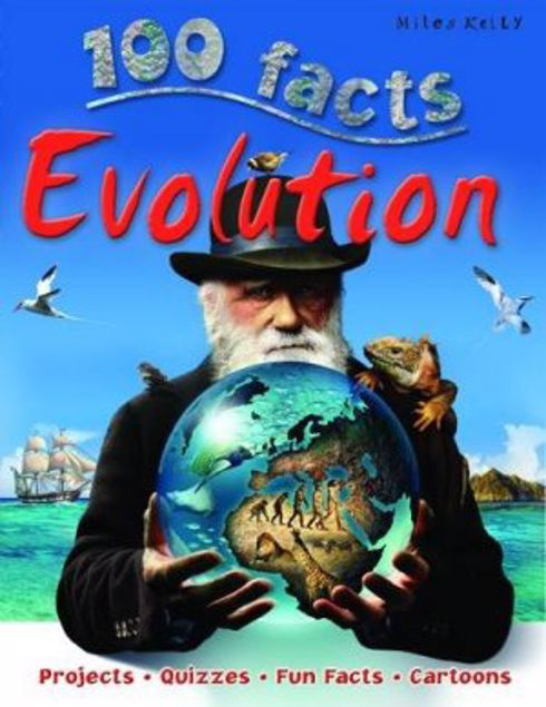 Picture of 100 Facts Evolution