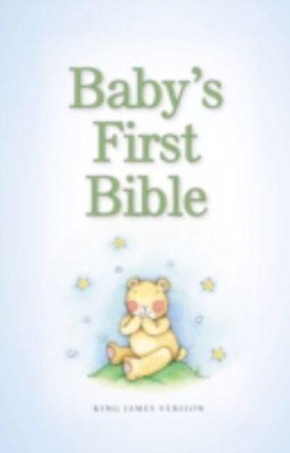 Picture of Baby First Bible