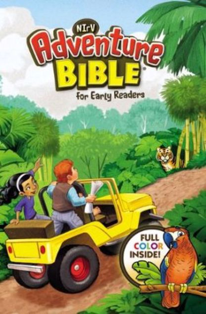 Picture of Adventure Bible