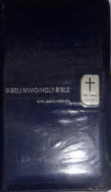 Picture of Bibeli Mimo/Holy Bible With Zip