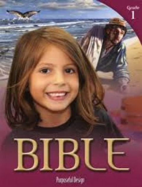 Picture of Acsi Bible Grade 1 Student Edition