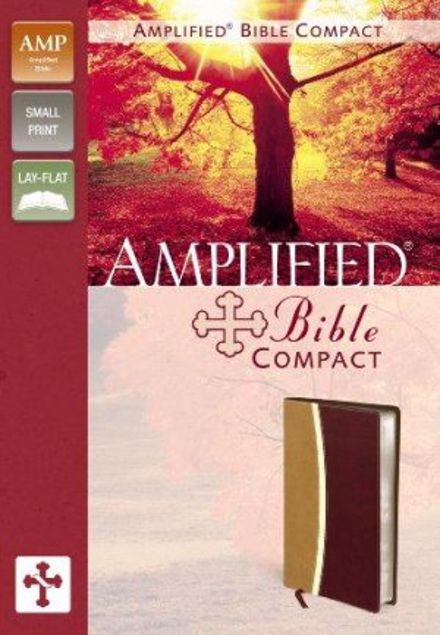 Picture of Amplified Bible Compact