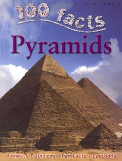 Picture of 100 Facts - Pyramids