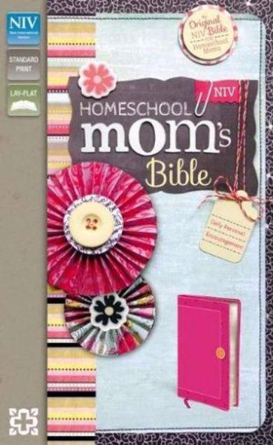 Picture of Homeschool Moms Bible (Niv)