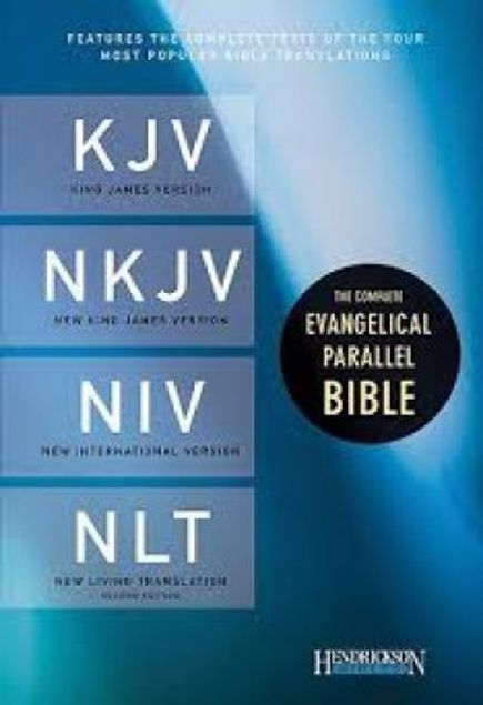 Picture of Complete Parallel Bible
