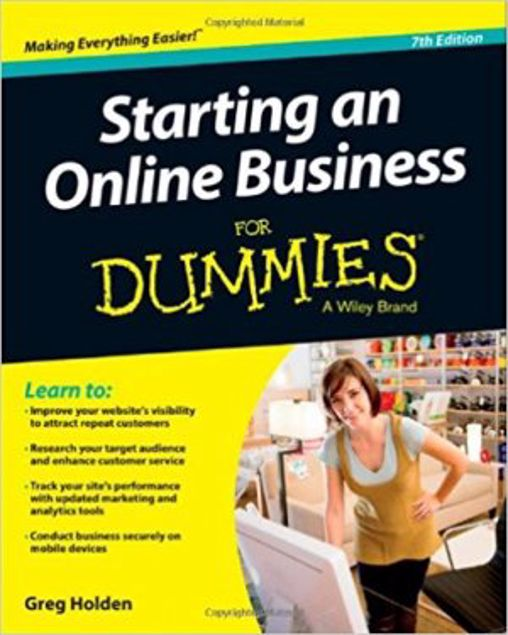 Picture of Online Business All-In-One For Dummies