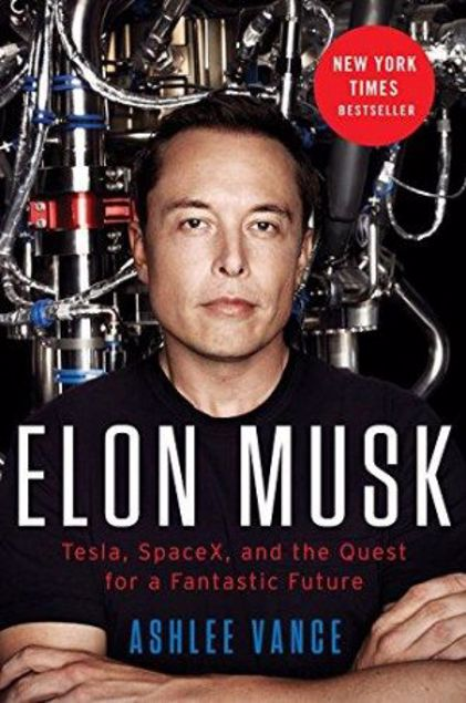 Picture of Elon Musk: Tesla, Spacex, And The Quest For A Fantastic Future
