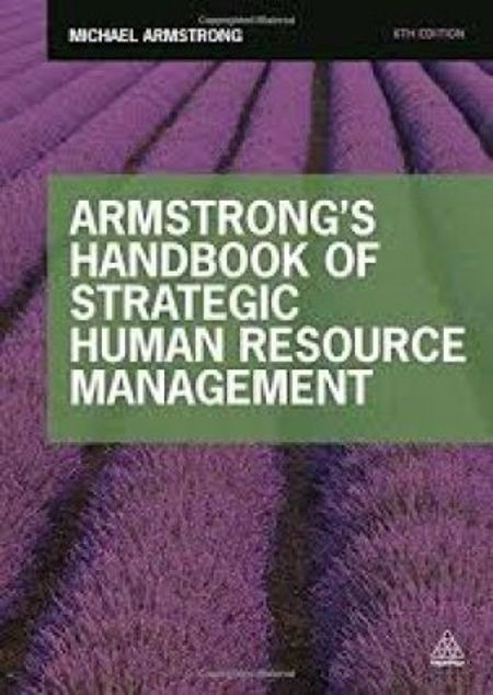 Picture of Armstrong's Handbook Of Strategic Human Resource Management