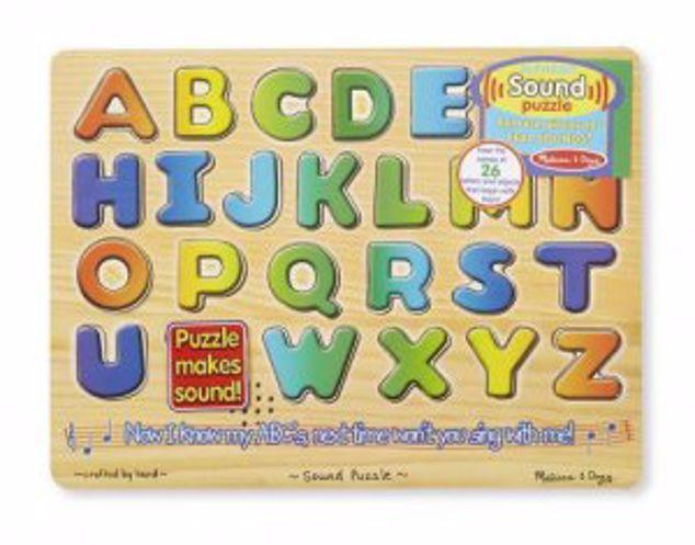 Picture of Alphabet Sound Puzzle Set