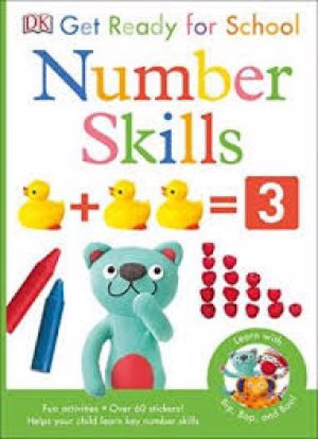 Picture of Get Ready For School: Number Skills