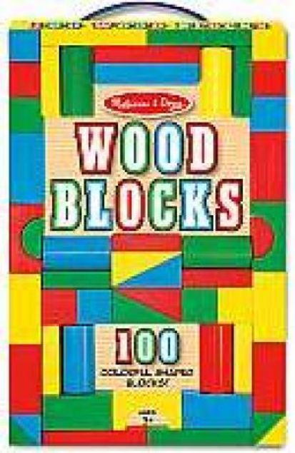 Picture of 100 Wooden Blocks