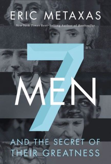 Picture of 7 Men: And The Secret Of Their Greatness