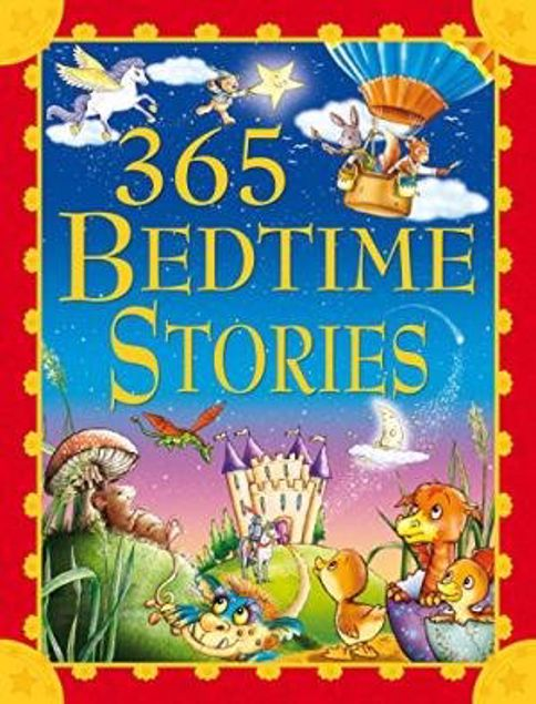 Picture of 365 Bedtime Stories