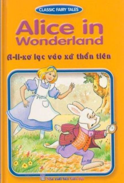 Picture of Alice In Wonderland