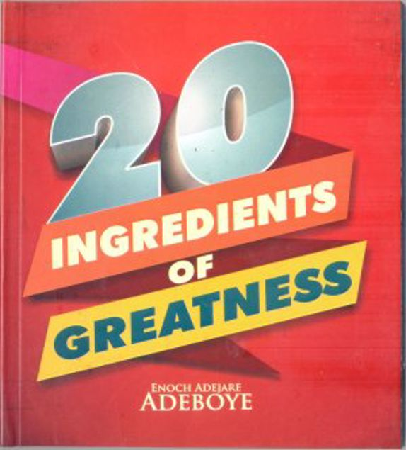 Picture of 20 Ingredients Of Greatness