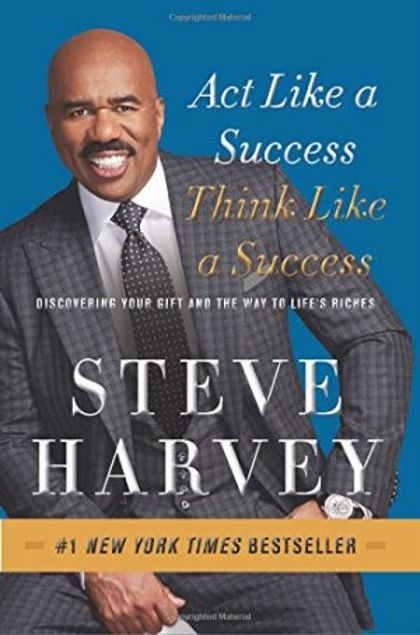 Picture of Act Like A Success, Think Like A Success