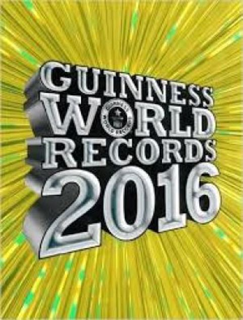 Picture of Guinness World Records 2016