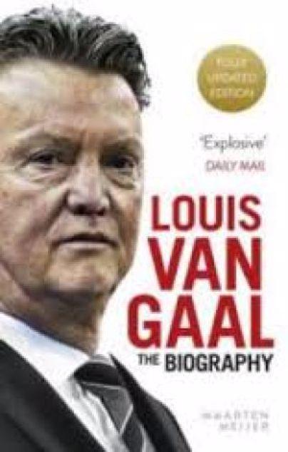 Picture of Louis Van Gaal: The Biography