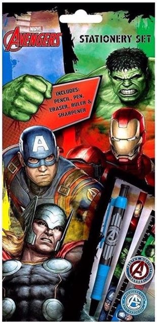 Picture of Marvel Avengers Stationery Set