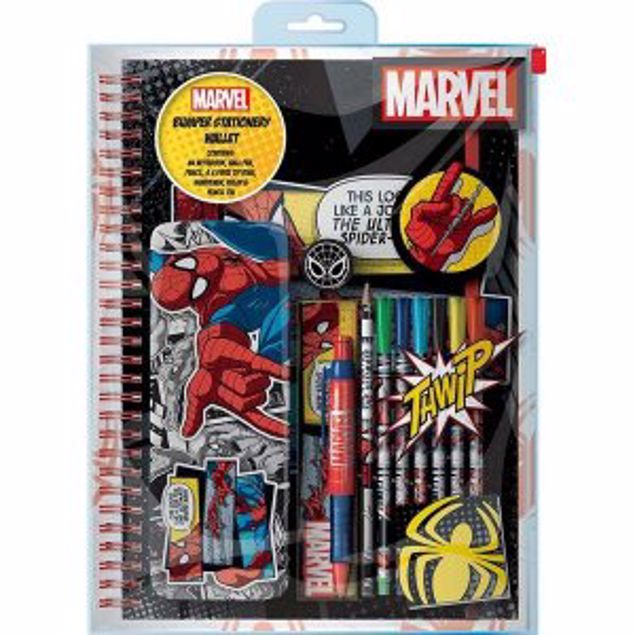 Picture of Marvel Bumper Stationery Wallet