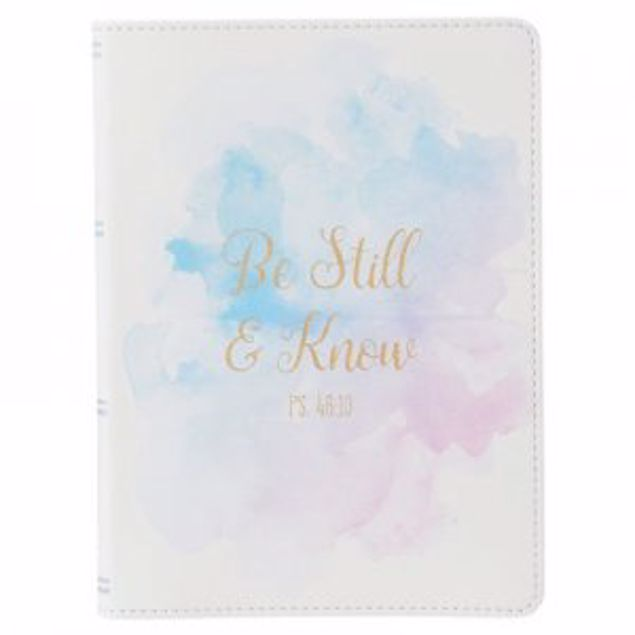 Picture of Journal-Be Still & Know