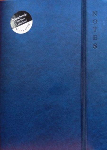 Picture of A5 Softpad Notebook (Blue)